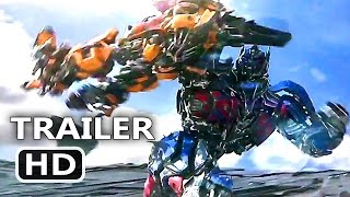 TRANSFORMERS 5 The Last Knight TRAILER + Tv Spot (2017) Michael Bay, Mark Walhberg Action Movie HD