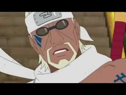 Sasuke Vs Killer Bee Amv: Monster [hd] video