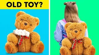 19 OLD TOY HACKS YOU NEED IN YOUR LIFE