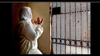 نساء خلف القضبان - عدسة الفنان/ محمد يوسف العنانى