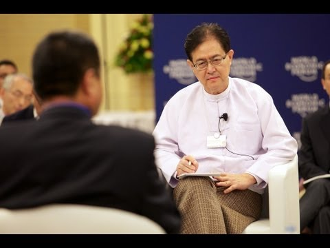 Myanmar 2013 - Pursuing the Asian Century