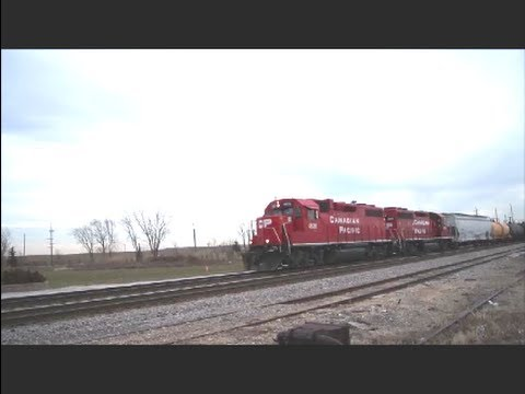Canadian Pacific Short Freight