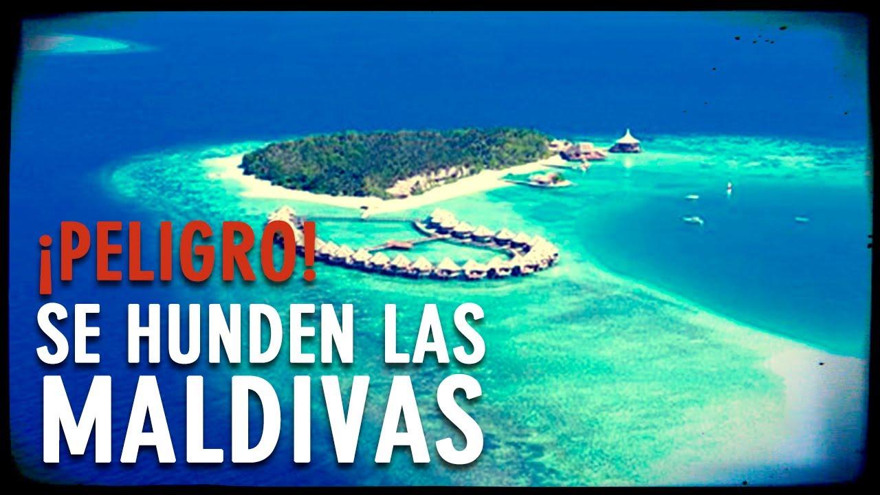 Las maldivas se hunden youtube for Mejores islas de maldivas