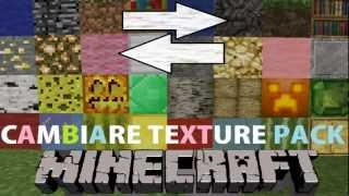 Come installare una texture pack su Minecraft