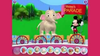 Mickey Mouse Clubhouse Full Episodes Games TV - Mickeys Animal Video Parade