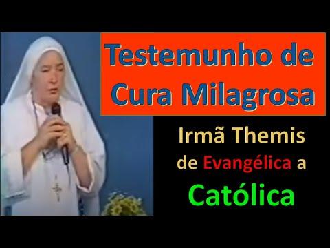 Irmã Themis - De Evangélica a Católica