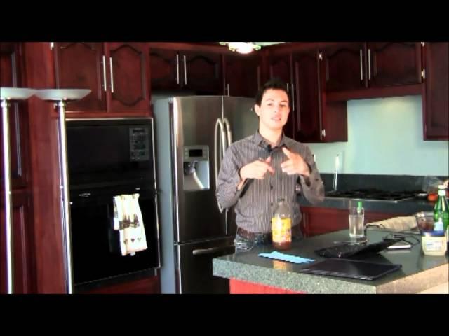 Adelgace con vinagre de manzana / Lose weight with apple cider vinegar