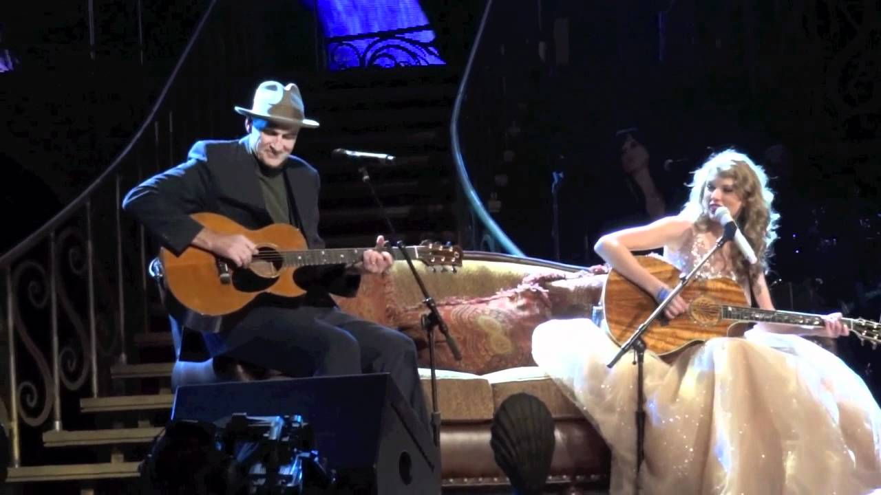 Dixie Chicks and James Taylor Reach