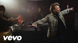 Watch Bon Jovi Because We Can video