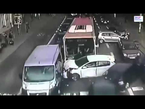 Общественный транспорт, ДТП и аварии с участием автобусов