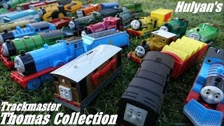 Hulyan's Thomas & Friends Trackmaster Toy Train Collection