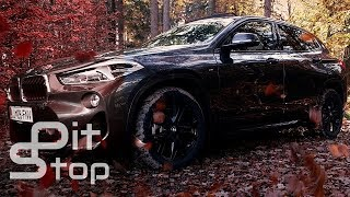 2018 BMW X2 xDrive 20d (190KM)