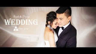 Serik & Dinira - Wedding day