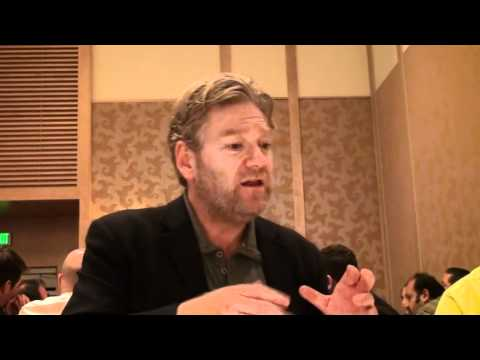 Marvel's THOR Interviews - Kenneth Branagh On Directing The Movie At San Diego Comic-Con 2010