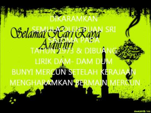 Selamat Hari Raya (instrumental) - Reggie Verghese video