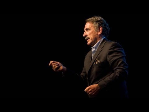 Ernesto Sirolli: Want to help someone? Shut up...