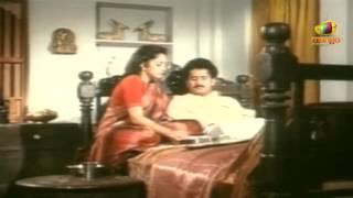 Sri Yedukondala Swamy Movie Scenes - Jayanthi feeding her husband - Ramana Murthy