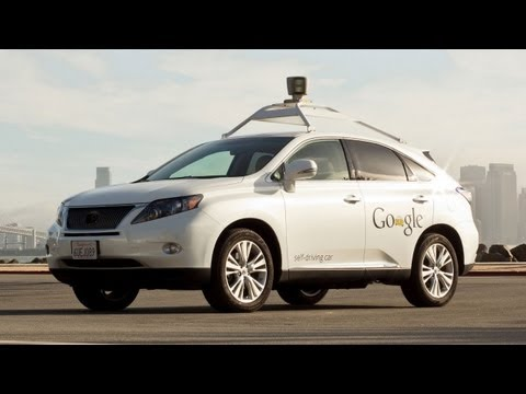 Google IO 2013 and Self Driving Cars