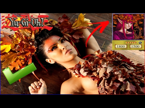 CARD YU-GI-OH: QUEEN OF AUTUMN LEAVES - REVIEW #1
