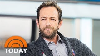 Luke Perry: New Archie Series 'Riverdale' Is Like '90210' On Steroids | TODAY