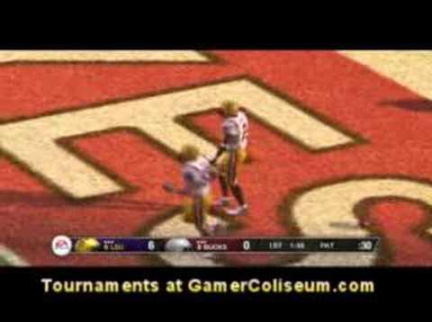 Kickoff Return Formations. Kick Return for TD! NCAA Football 09#39;
