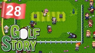 Golf Story Blind Walkthrough Part 28: Wellplayed Open