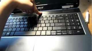 How to fix or troubleshoot a blank or black screen not powering up issues laptop