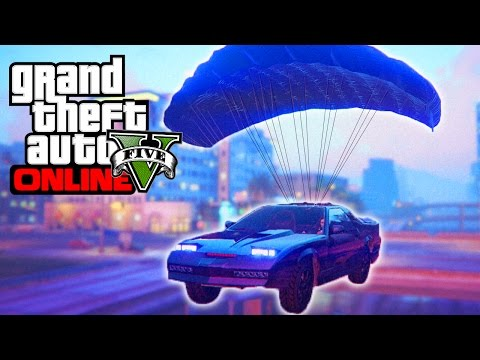 "GTA 5 Online - NEW ""RUINER 2000"" DLC CAR & CUSTOMIZATION! (GTA 5 Import & Export DLC)"