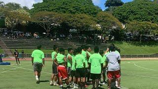 Family First Football Camp ( Honolulu HI)