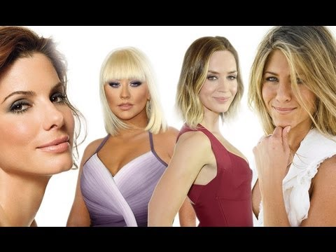 TOP 10 CELEBRITY MAKEUP TIPS!