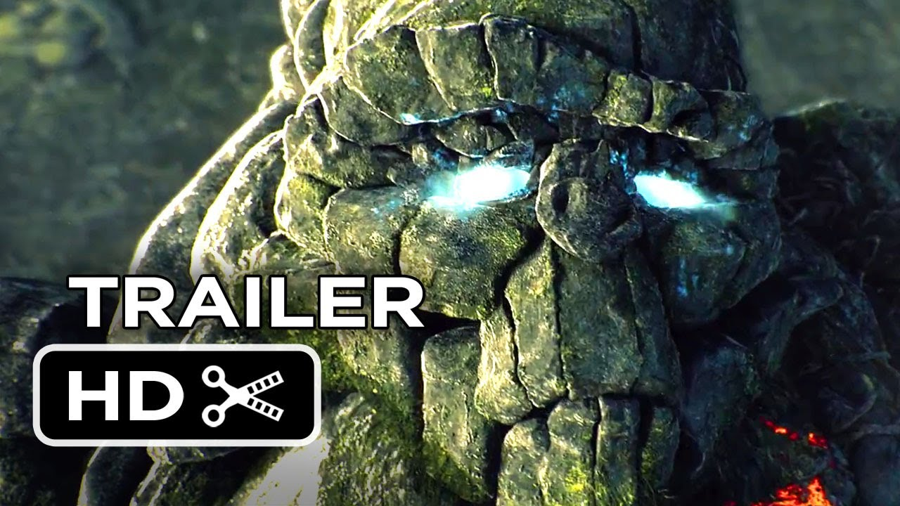 Kong Official Teaser Trailer 1 (2016) - Animated Movie HD - YouTube