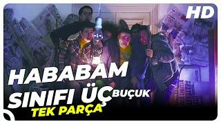Hababam Sınıfı Üç Buçuk | Şafak Sezer Türk Komedi Filmi Tek Parça (HD)