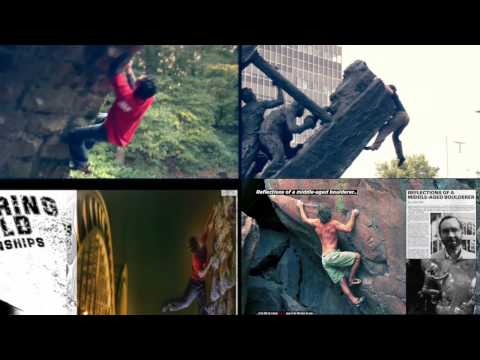 the Art and Science of Bouldering