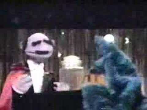 Sesame Street - The Amazing Mumford's Full & Empty Trick Video