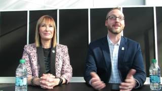 NYCC 2016: Lore Executive Producers Gale Anne Hurd & Aaron Mahnke