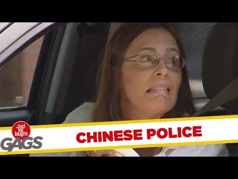 China Town Prank - Kínai negyed