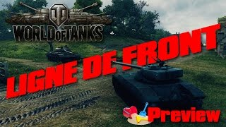 World of Tanks - Preview - Ligne de Front