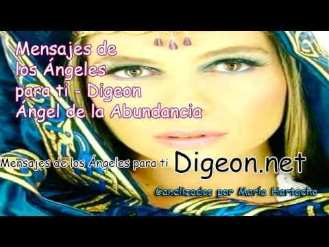 ??Mensajes De Los Ángeles Para Ti - Digeon - 15/12/2017 - Ángel De La Abundancia??