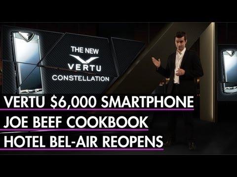 restaurant on smartphone
