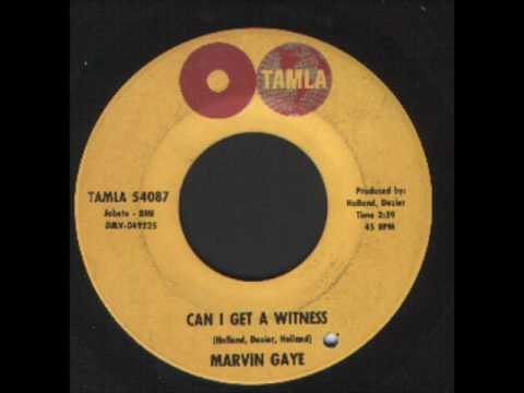 Marvin Gaye - Can i get a witness Motown.wmv