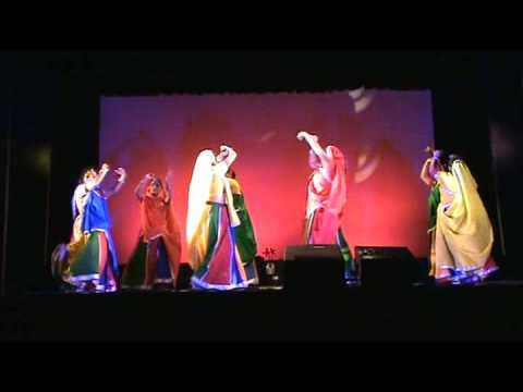 8 Rajasthan - Ghoomar Dance - Mera Assi Kali Ka Lehnga video