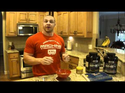 MTS Nutrition WHEY Sludge