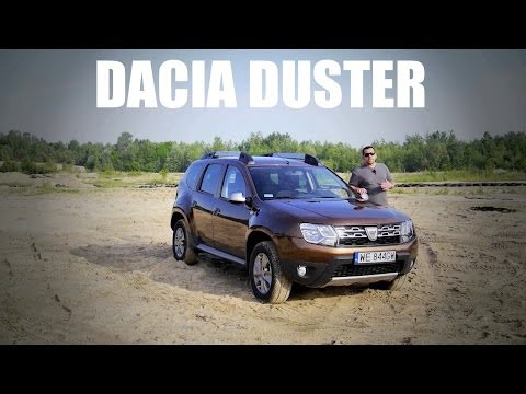 (ENG) Dacia Duster 1.5 dCi 4WD - Test Drive and Review