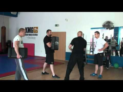 Krav Maga vs Systema Spetsnaz (Vadim Starov) Image 1
