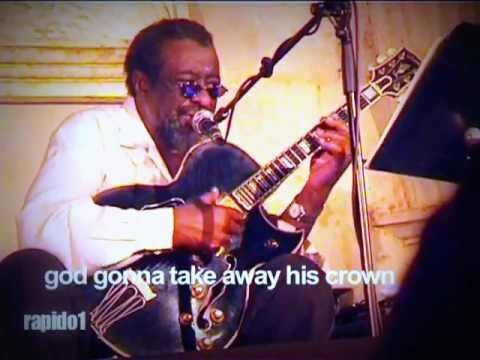 JAMES BLOOD ULMER SOLO the evil one