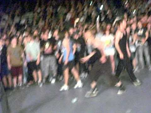Bring me the horizon - Wall of death Sydney 10/9/10 Hordern Pavillion Video