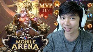 Game Moba Baru Nich!!! - Mobile Arena / Arena of Valor - Indonesia