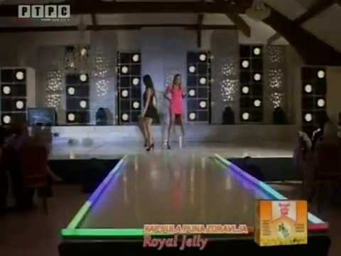 Slađa Delibašić & Silvija Đogani - Unikat@Miss RS 2012