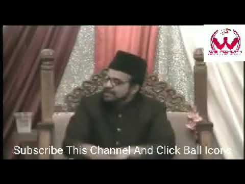 After Ramzan Change your Life Eid Ke Din Ki Gift  Maulana Abid Bilgrami Must Watch Must Share