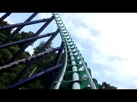 Phantom's Revenge Front Seat POV 2014 FULL HD Kennywood
